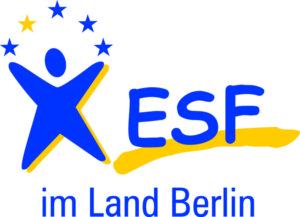 06 ESF Logo im Land Berlin