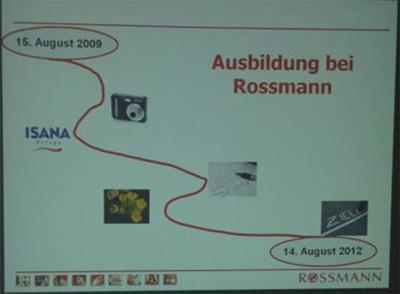 neu ist das angebot der online bewerbung und die mglichkeit auf der unternehmenshomepage nachzusehen wo aktuell freie lehrstellen angeboten werden - Rossmann Online Bewerbung
