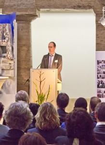 Staatssekretär für Bildung, Jugend und Wissenschaft Herr Mark Rackles