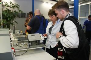 Infoveranstaltung Berliner Netzwerk für Ausbildung