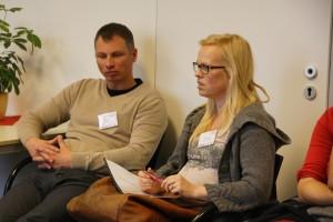 Kooperationslehrer und Berufsberater-Treffen