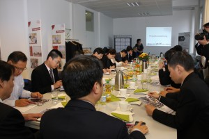 Chinesische Delegation