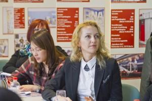 Interviews mit Deligationsmitgliedern